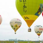 気球に乗れる!鈴鹿バルーンフェスティバルに行ってきました!