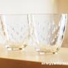 【掃除】グラスの水垢が洗っても落ちないならクエン酸がおすすめ