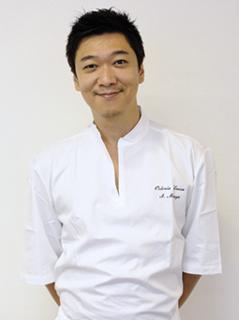 桝谷周一郎シェフ