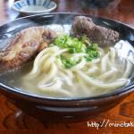【沖縄観光】宮古島で一番おいしい!大和食堂のソーキそば